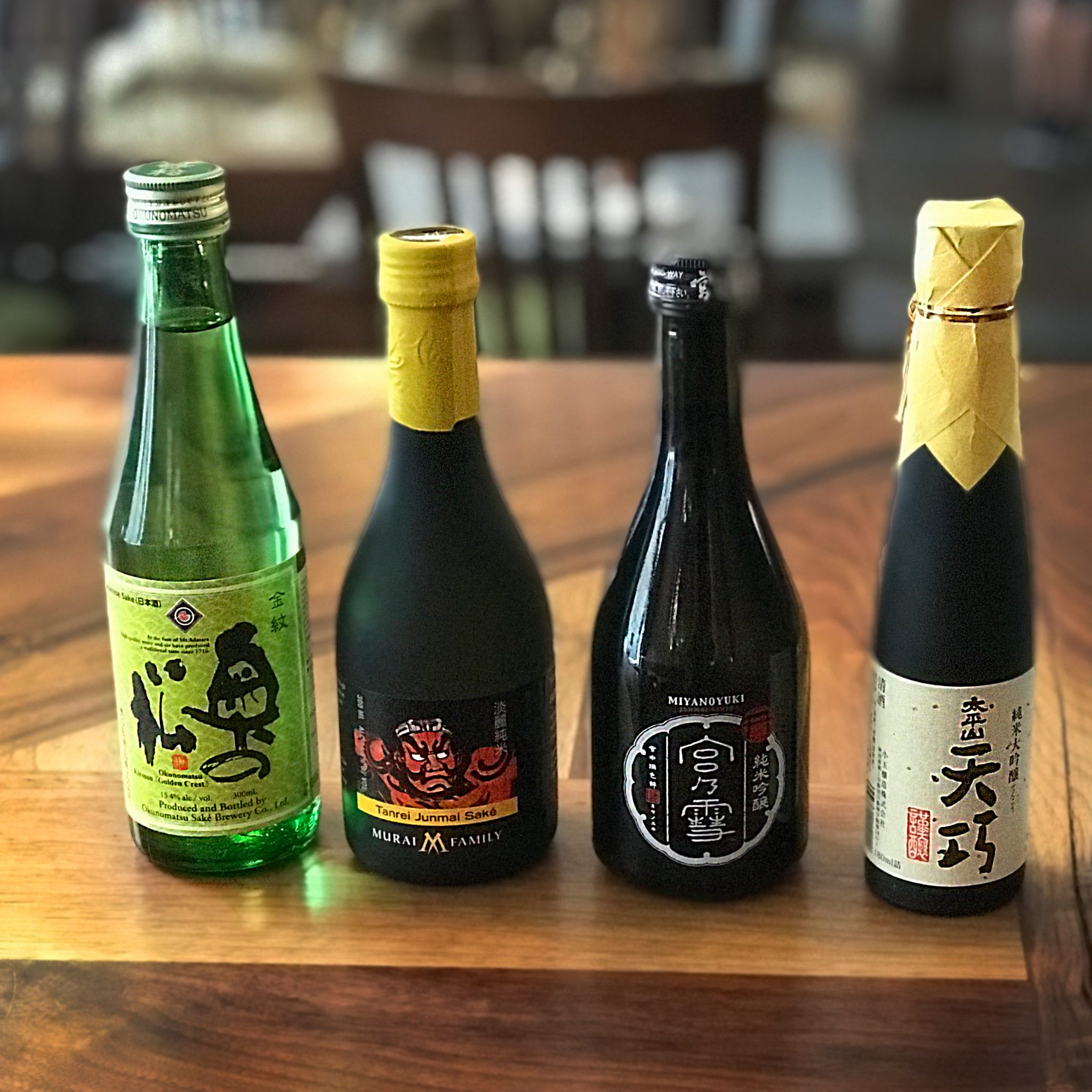 Toronto Food Tours- Sake Drink Tour Toronto