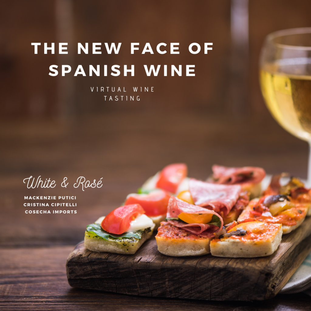 new face of spanish wine toronto new world wine tours cosecha
