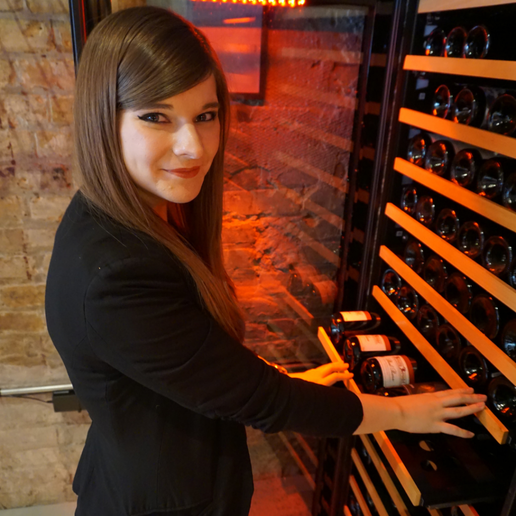 Paige McIntyre Sommelier New World Wine Tours