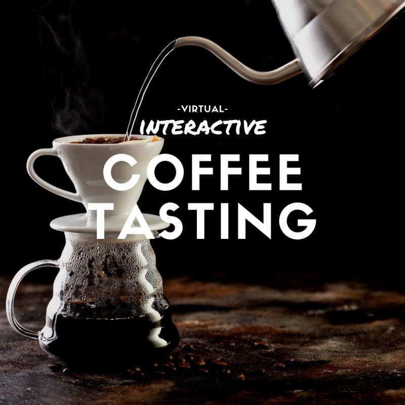 Virtual Coffee Tasting and Cupping Toronto