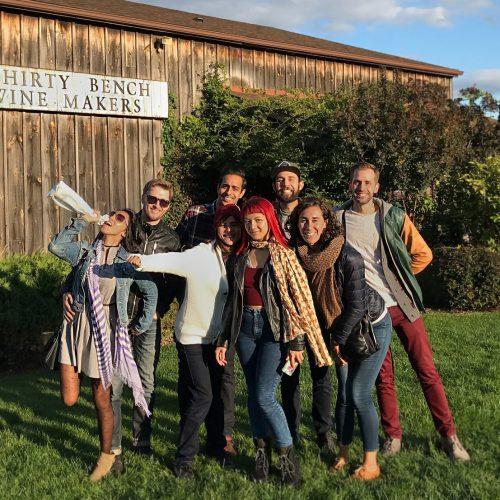 new world wine tours jobs